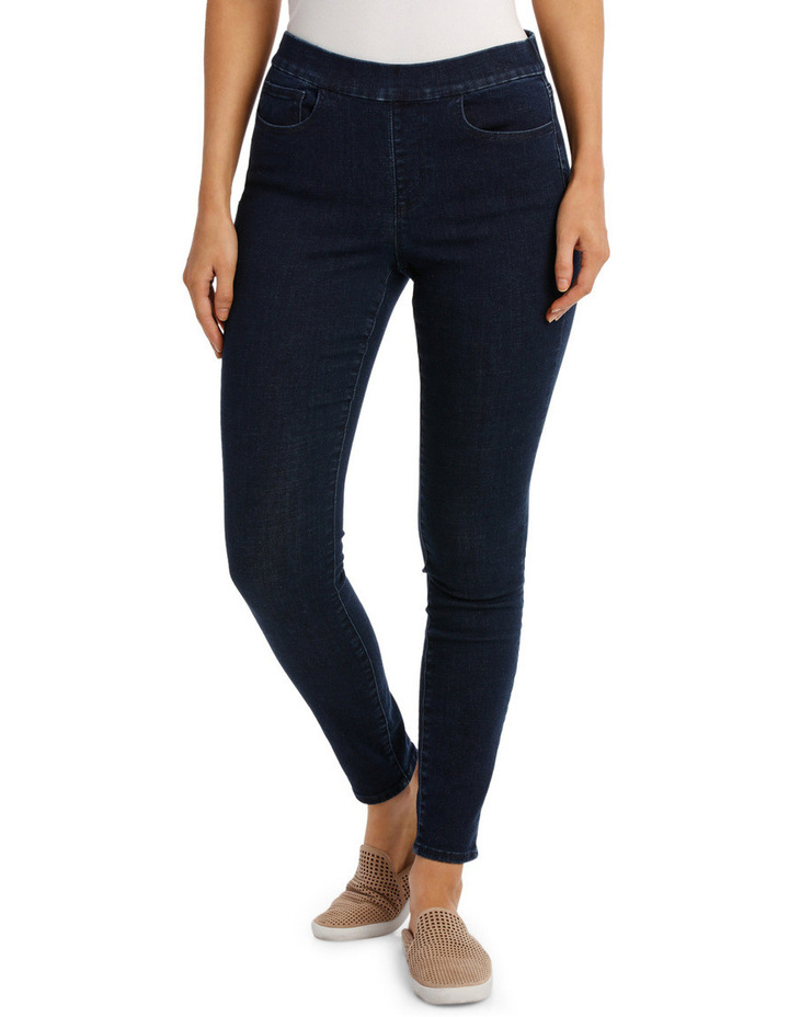 Essential Pull On Jegging image 1