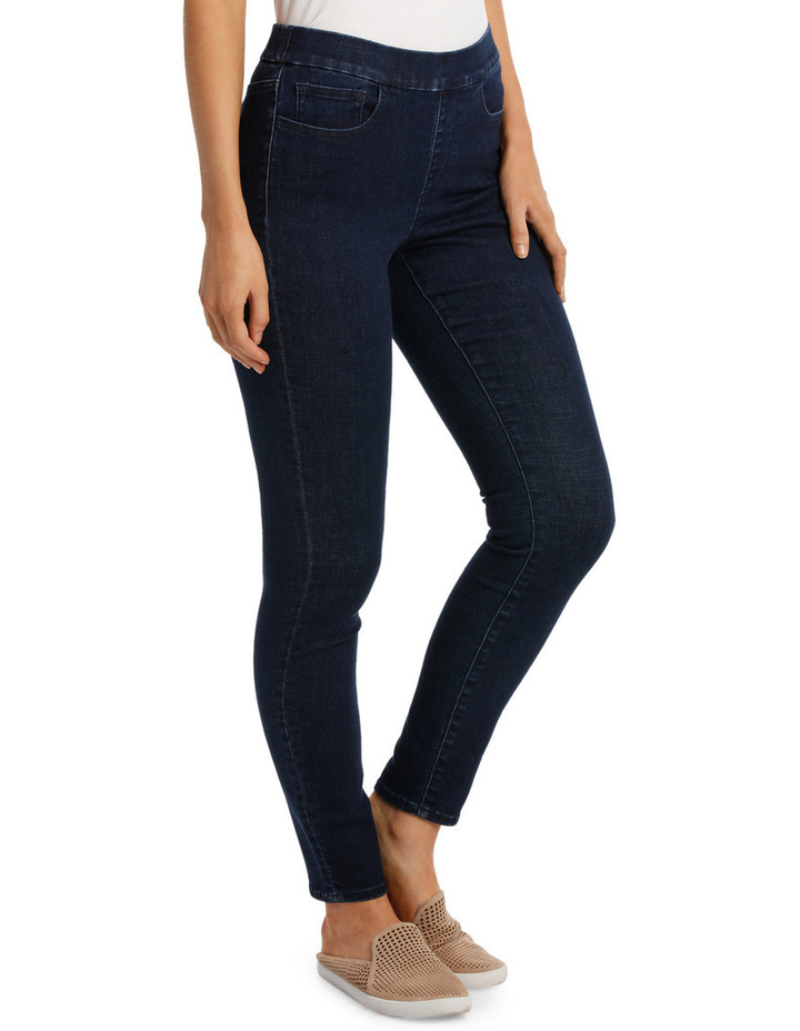 Essential Pull On Jegging image 2