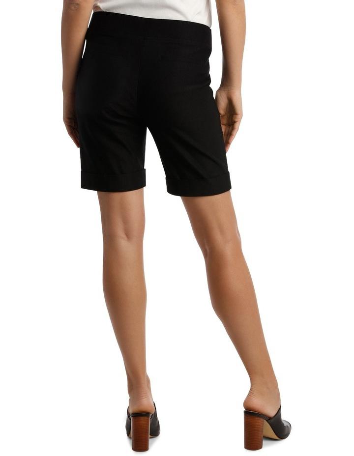 Essential Stretch Short Black image 3