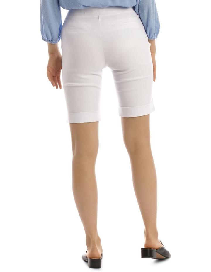 Essential Stretch Short White image 3