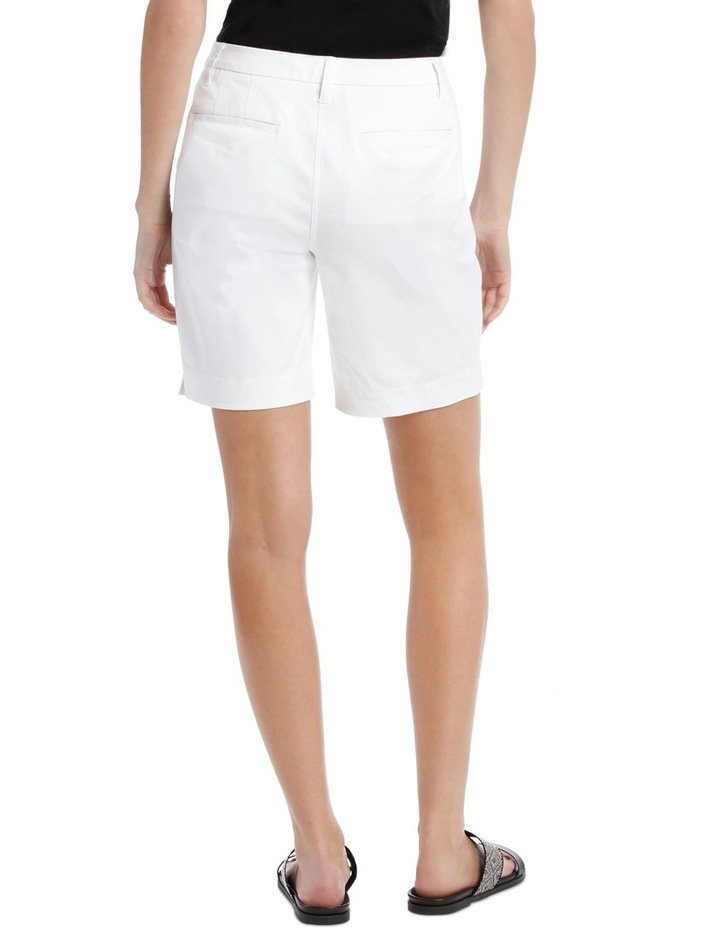 Tailored Cotton Short image 3