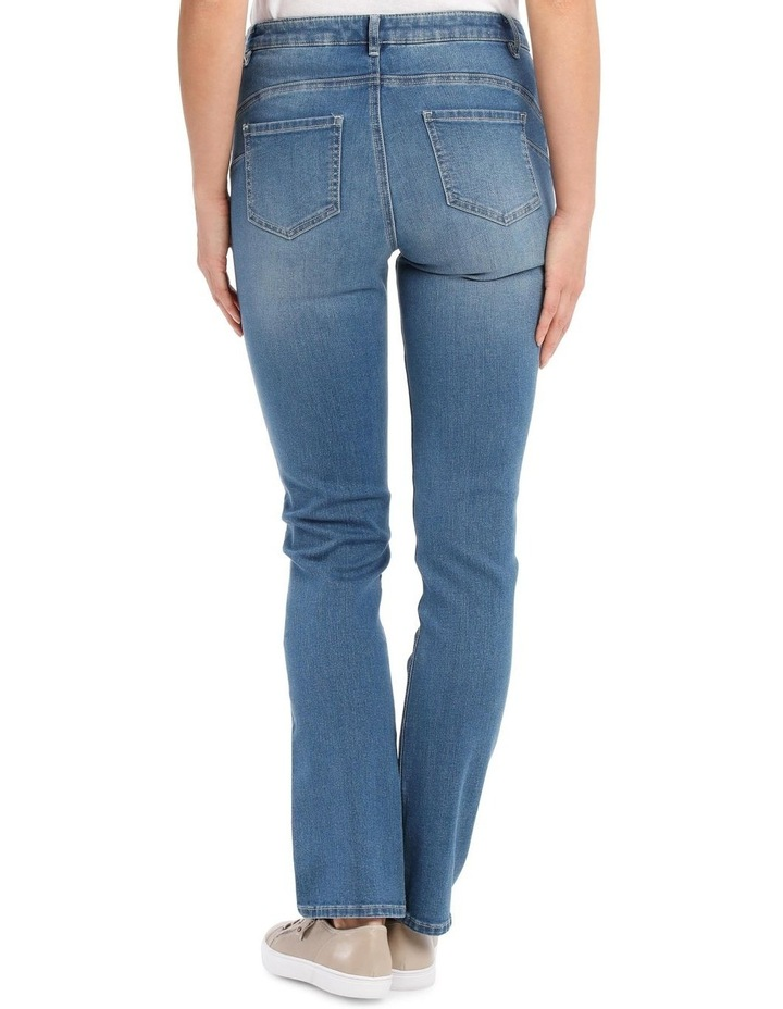 Essential Straight Leg Stretch Jeans image 4