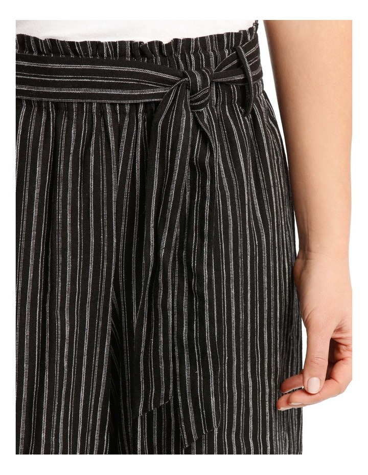 Paperbag-Tied Waist Shorts image 4