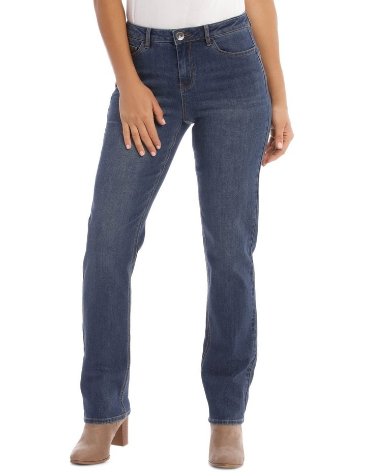 Essential Straight Full Length Jean image 1