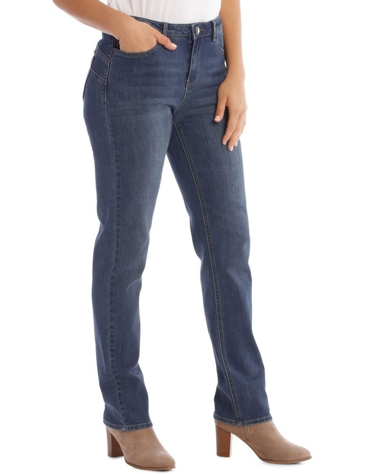 Essential Straight Full Length Jean image 2
