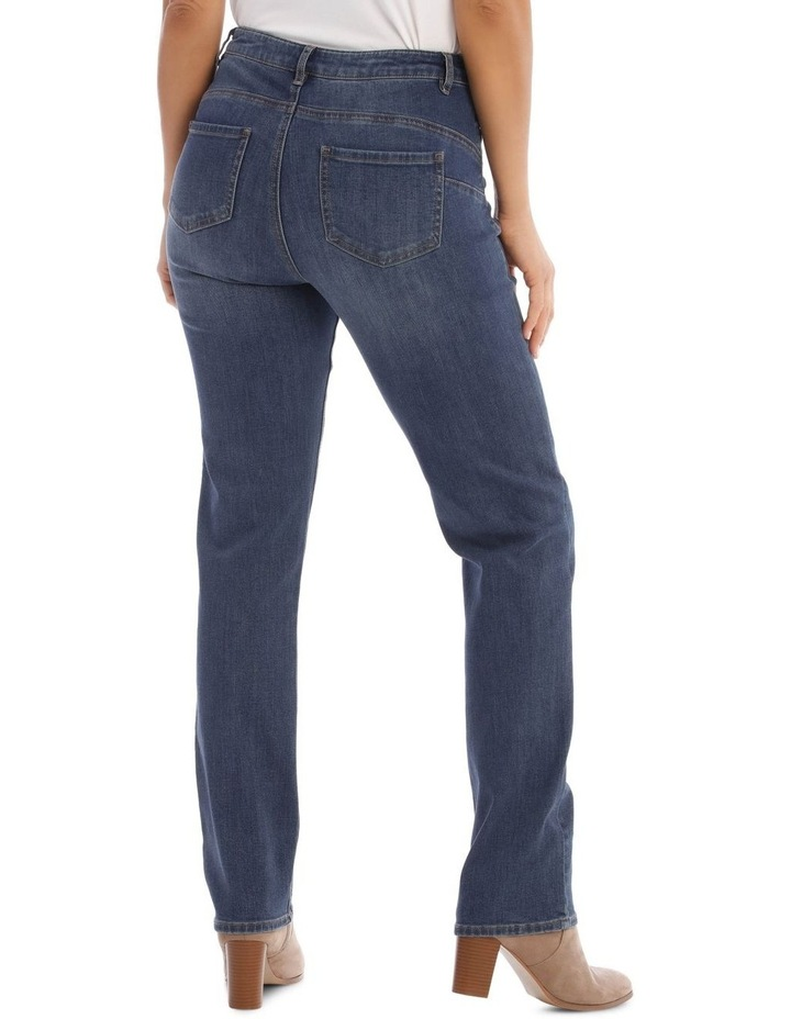 Essential Straight Full Length Jean image 3