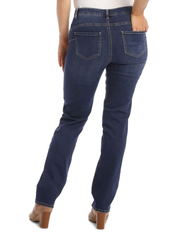 Wardrobe Staple Straight Full Length Jean image 3