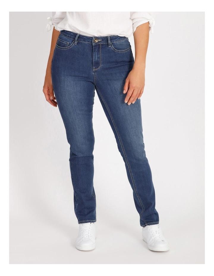Wardrobe Staple Slim Full Length Jean image 1