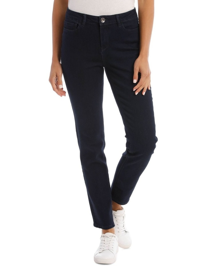 Essential Slim Jean In Mid Blue image 1