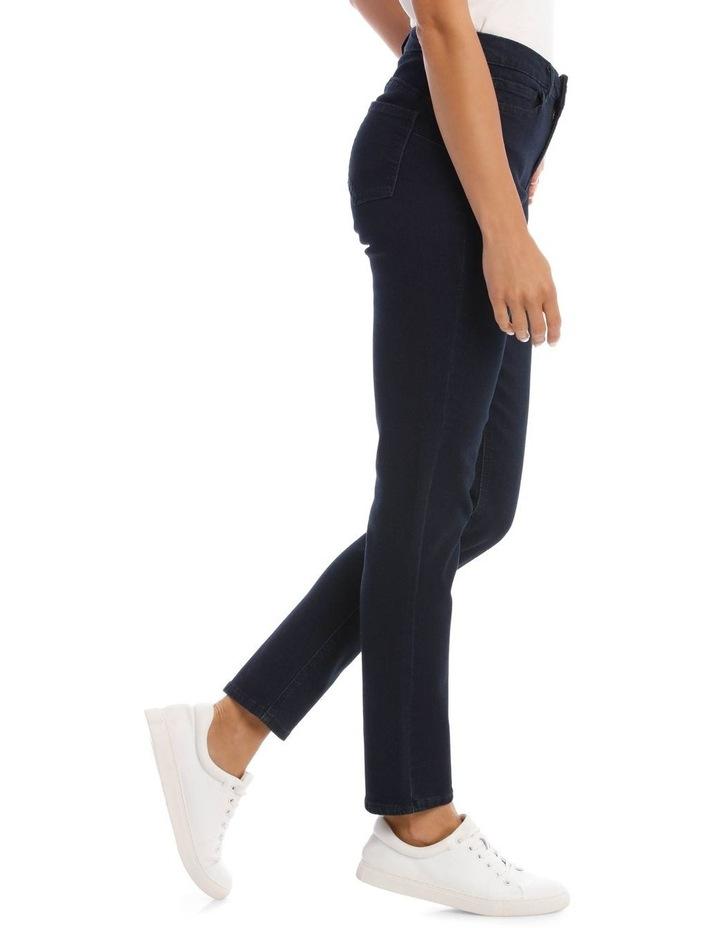 Essential Slim Jean In Mid Blue image 2