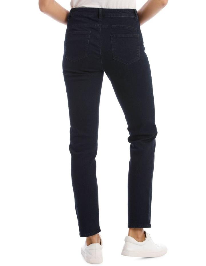 Essential Slim Jean In Mid Blue image 3