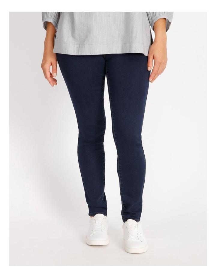 Wardrobe Staple Full Length Denim Jegging image 1