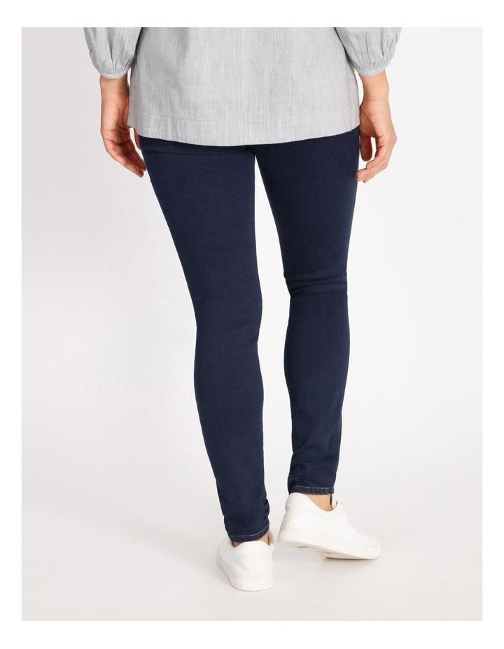 Wardrobe Staple Full Length Denim Jegging image 3