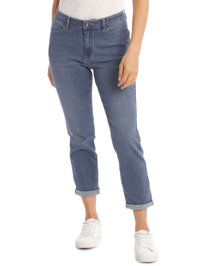 Essential Denim Crop Jean image 1