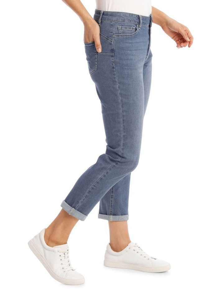 Essential Denim Crop Jean image 2