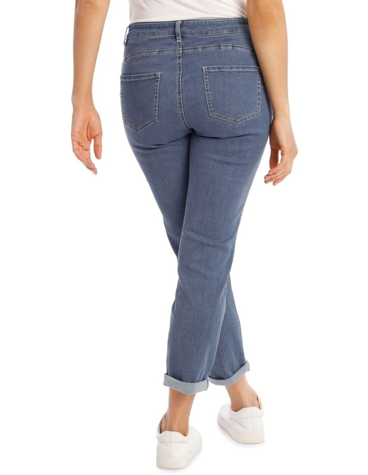 Essential Denim Crop Jean image 3