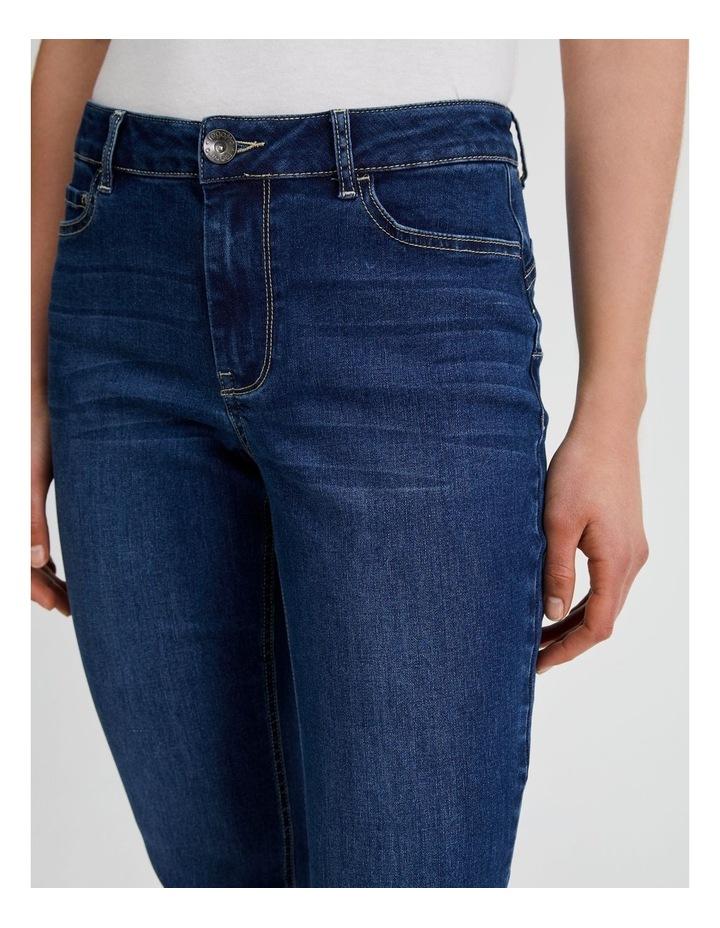 Essential Denim Crop Jean - Dark Wash image 5