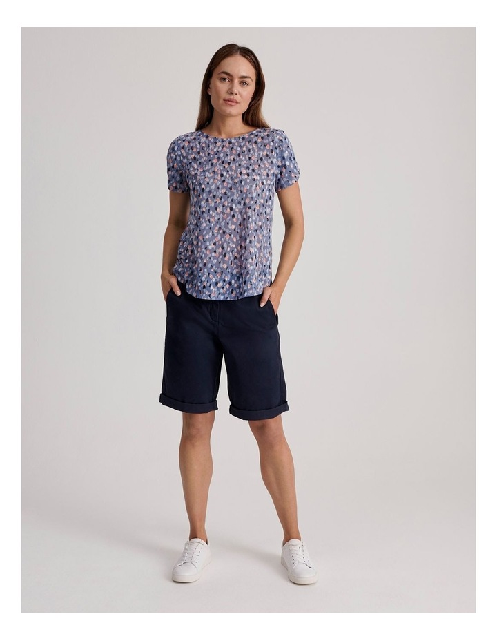 Chino Short With Rolled Cuff image 2
