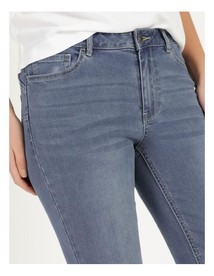 Wardrobe Staple Denim Crop Jean Mid Wash image 6