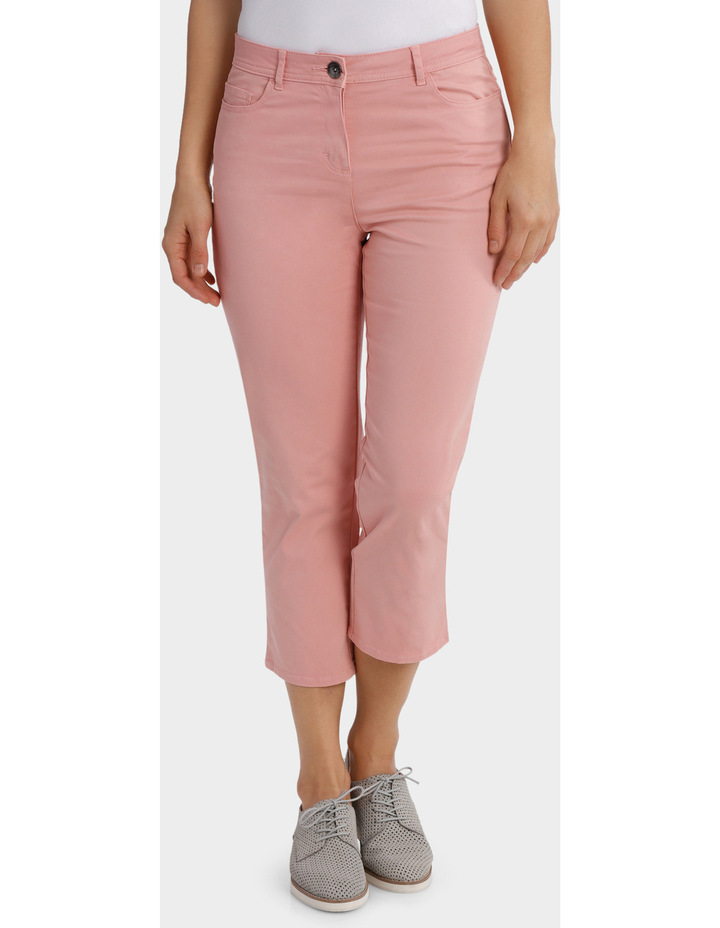 Soft Wash Crop Pant image 1