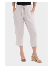 Regatta - Essential Linen Crop Pant