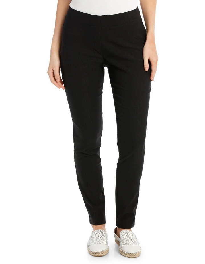 Slim Leg Stretch Full Length Pant image 1