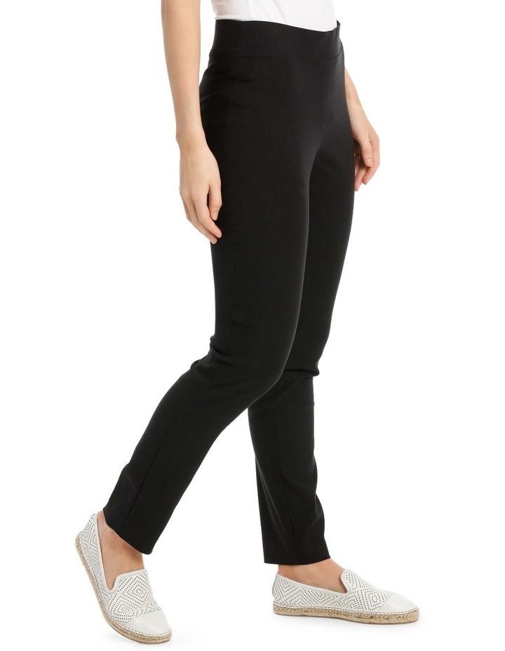 Slim Leg Stretch Full Length Pant image 2