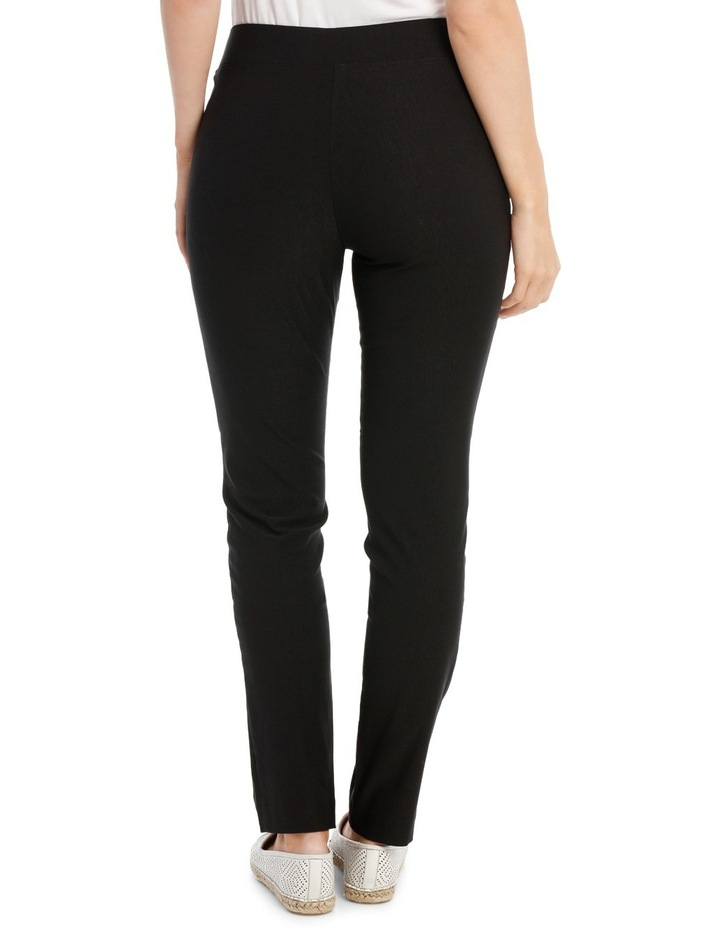 Slim Leg Stretch Full Length Pant image 3