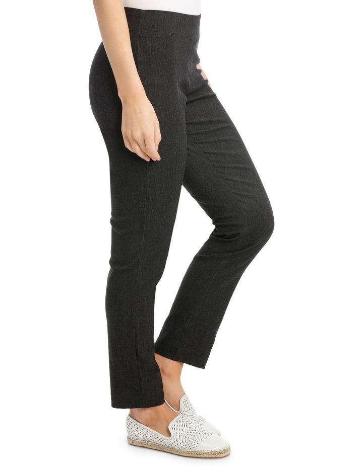 Slim Leg Stretch Full Length Pant image 2