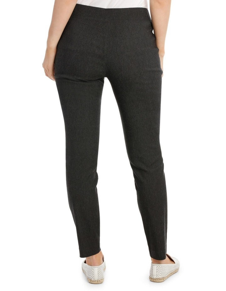 Slim Leg Stretch Full Length Pant image 3