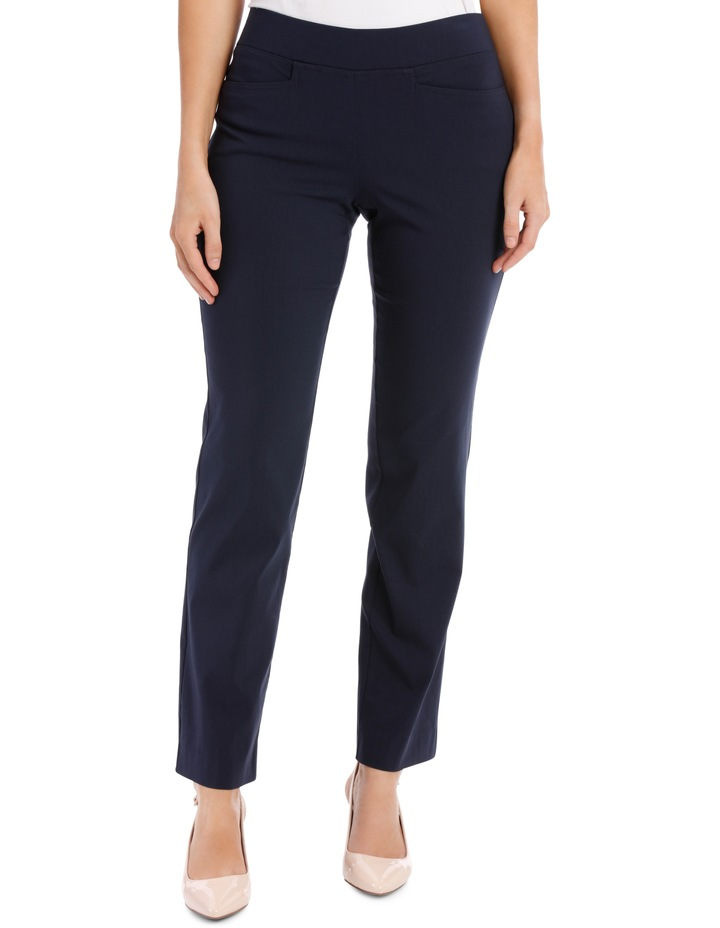 Essential Straight Leg Stretch Pant image 1