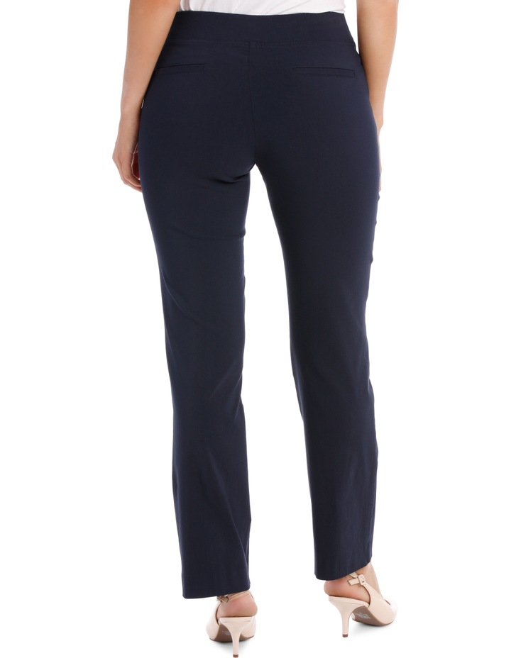 Essential Straight Leg Stretch Pant image 3