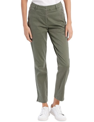 Regatta Washed Twill Pant-Khaki 40a7eb709