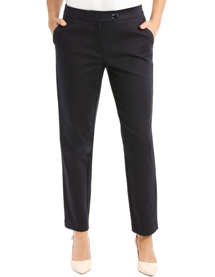 7/8 Stretch Cotton Pant image 1