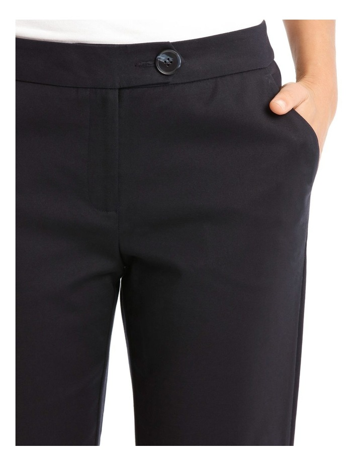 7/8 Stretch Cotton Pant image 4