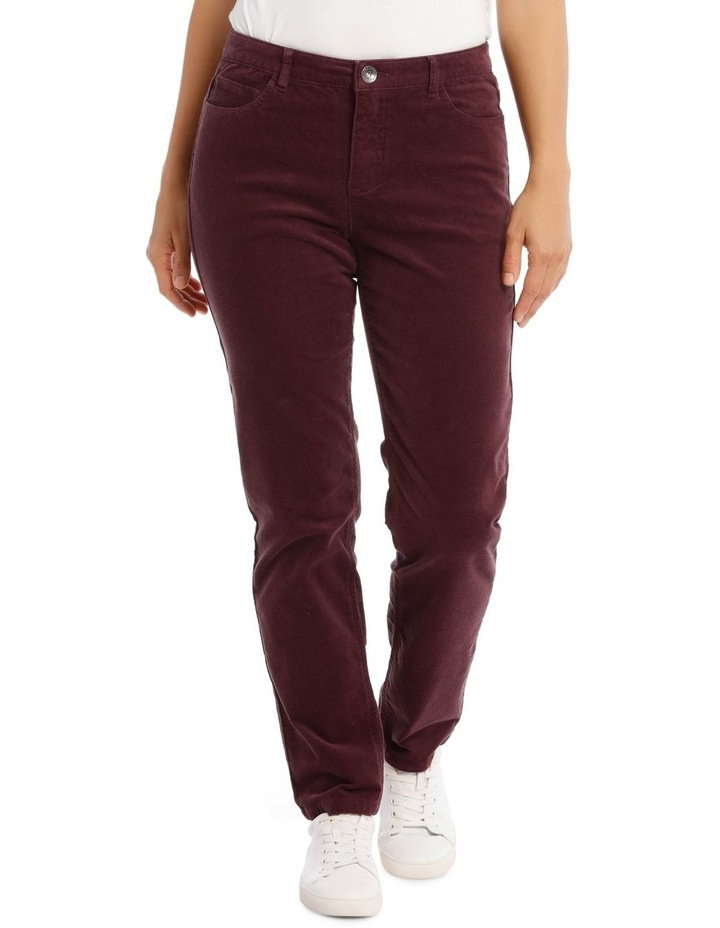 Confluence 5 Pocket Full Length Cord Pant image 1