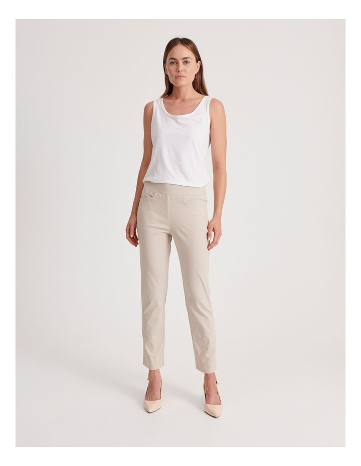 Essential Stretch Crop Pant image 2