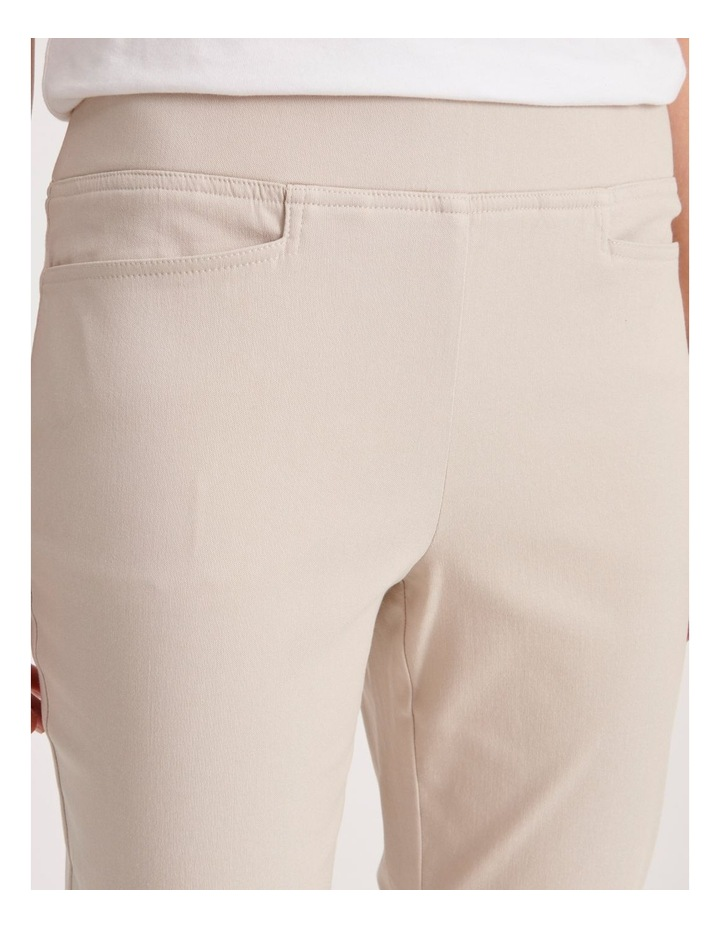Essential Stretch Crop Pant image 5