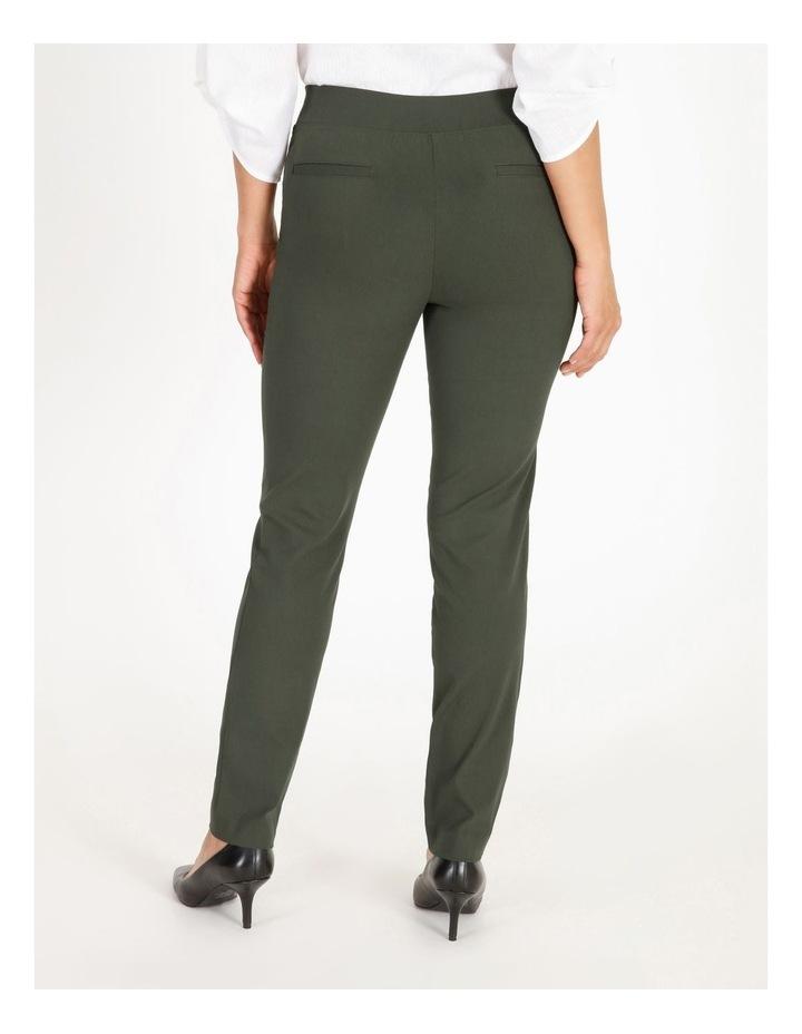 Wardrobe Staple Slim Full Length Pant image 3