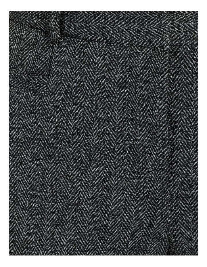 Kindled Slim Leg Herringbone Pant image 6