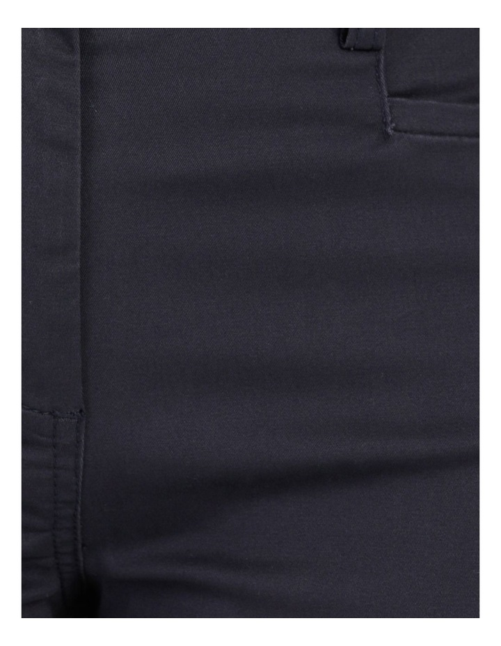 Rolled Cuff Chino Pants Navy image 7