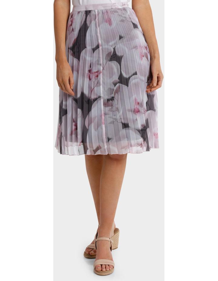 Floral Crinkle Skirt image 1