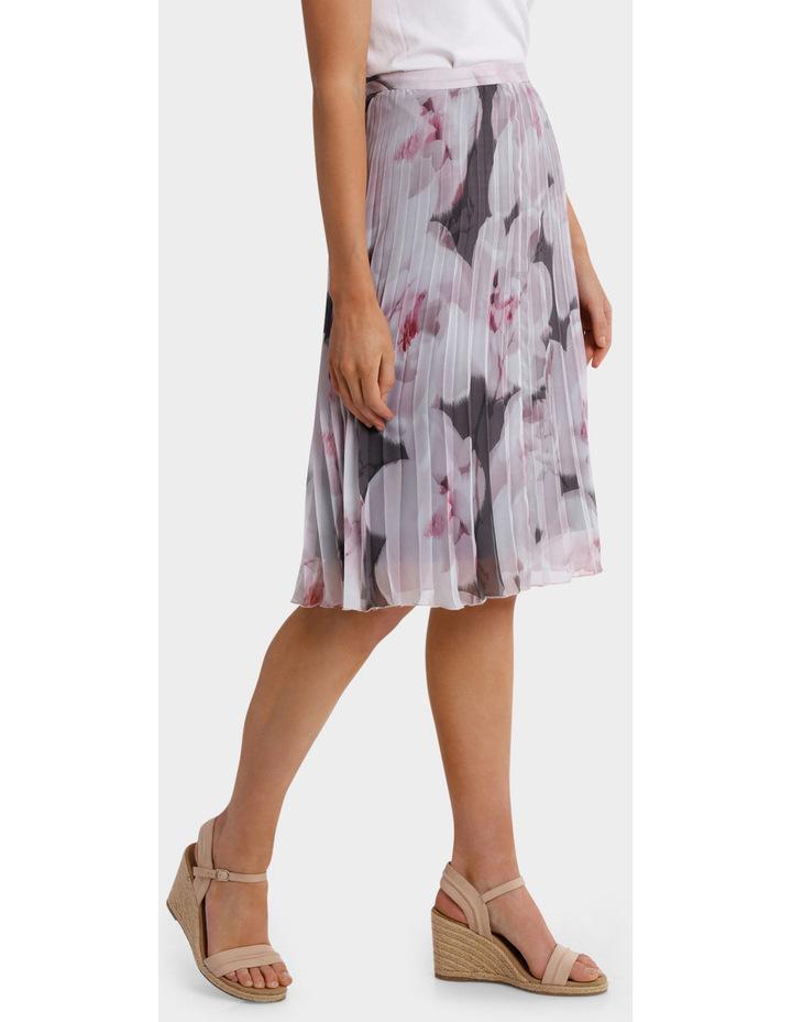 Floral Crinkle Skirt image 2