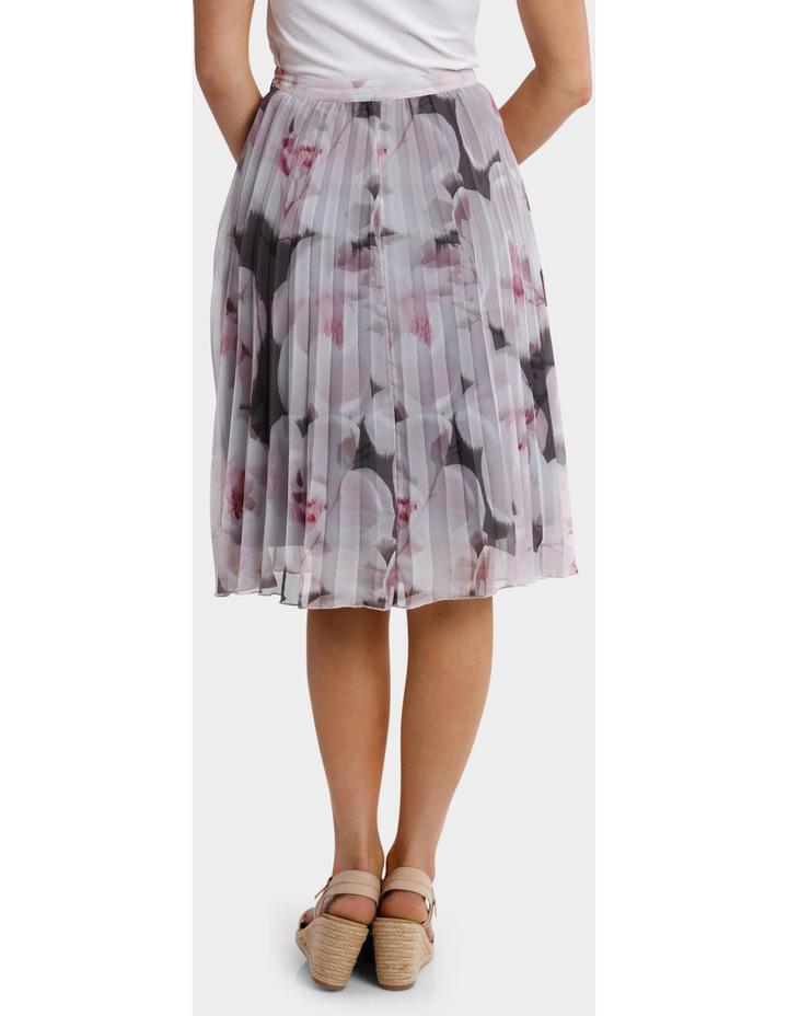 Floral Crinkle Skirt image 3