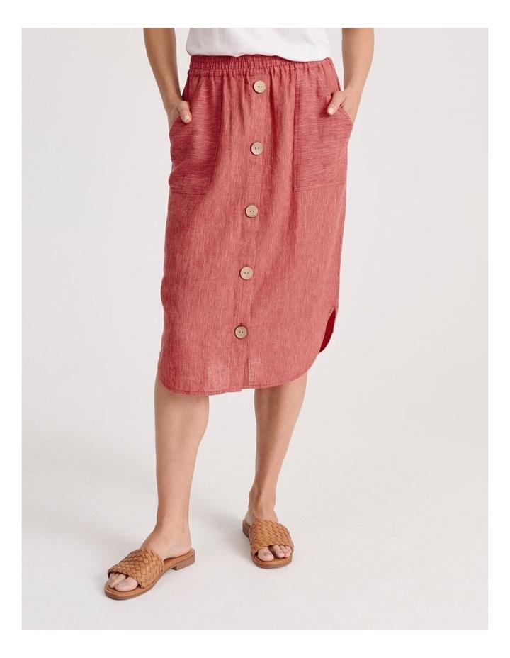 Elastic Waist Skirt image 1