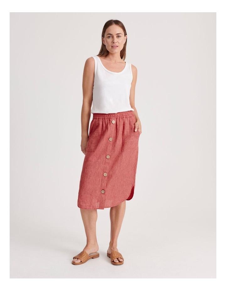 Elastic Waist Skirt image 2