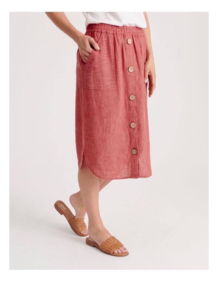 Elastic Waist Skirt image 3
