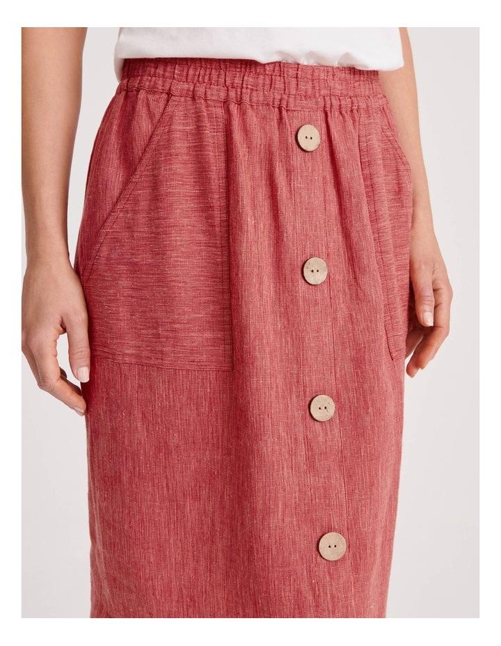Elastic Waist Skirt image 5