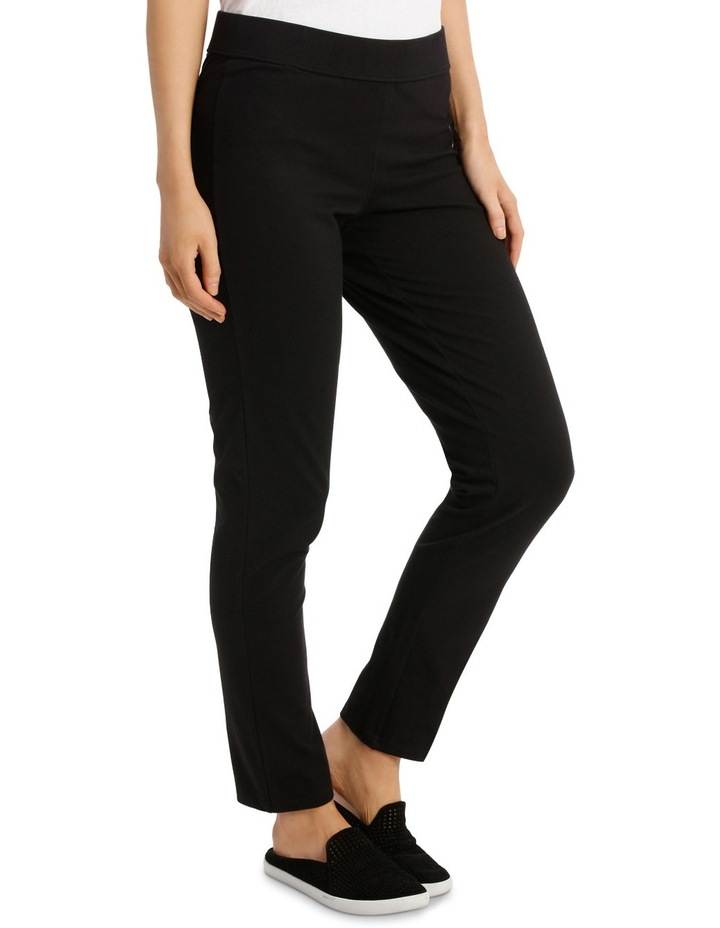 Tapered Full Length Trackpant image 2