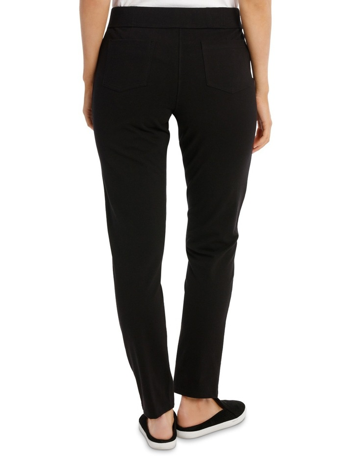 Tapered Full Length Trackpant image 3